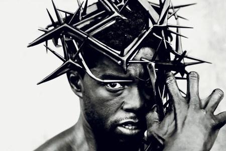 Black Panther Chadwick Boseman Ryan Coogler Cover Story Rolling Stone