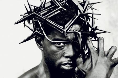 Black Panther Chadwick Boseman Ryan Coogler Cover Story