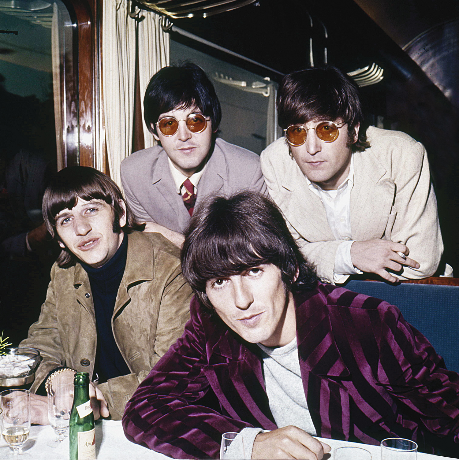 Beatles' 'Revolver': How LSD Opened the Door to a