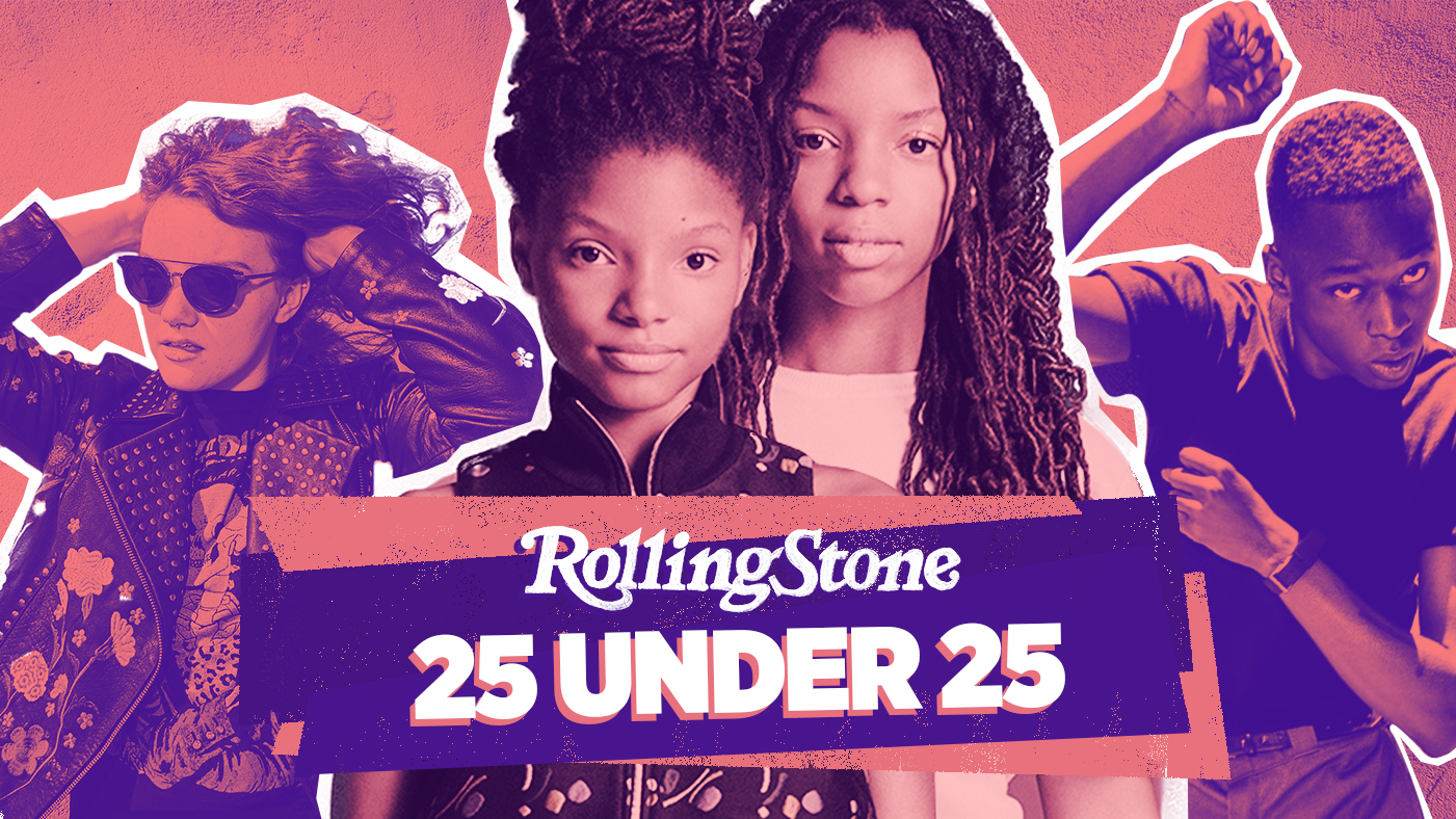 25 Under 25: Meet the Young Musicians, Actors, Activists Changing the World