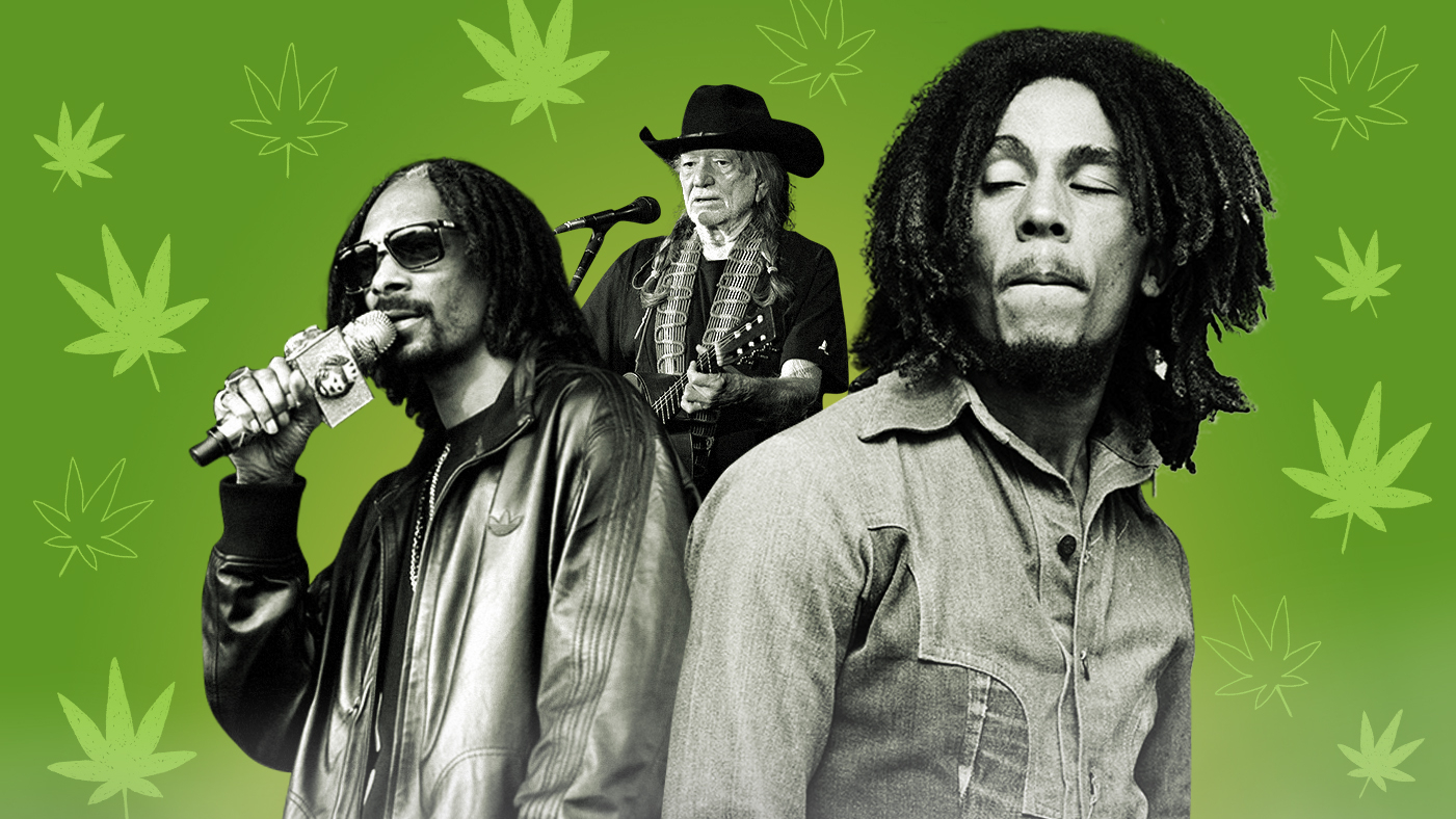 Greatest Weed Themed Songs Of All Time Rolling Stone