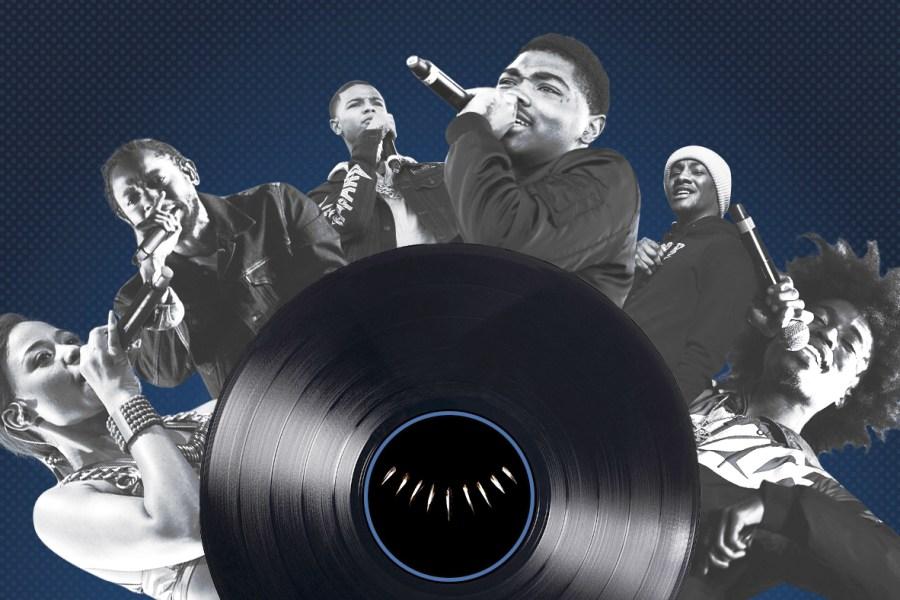 Juicy J on 'Slob on My Knob': Jay Rock, Kendrick Lamar