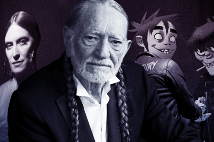 Willie Nelson, Gorillaz and 12 More New Albums to Hear Now