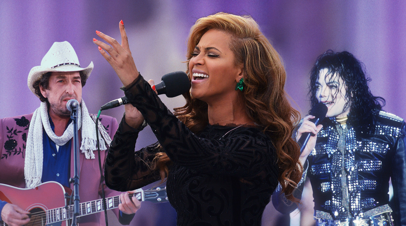 From Dylan to Beyonce: Most Legendary Inauguration Performances
