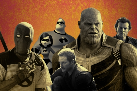 Summer Movie Preview 2018: From 'Infinity War' to 'BlacKkKlansman
