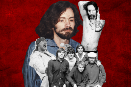 Charles Manson's Musical Legacy: A Murderer's Words in 9