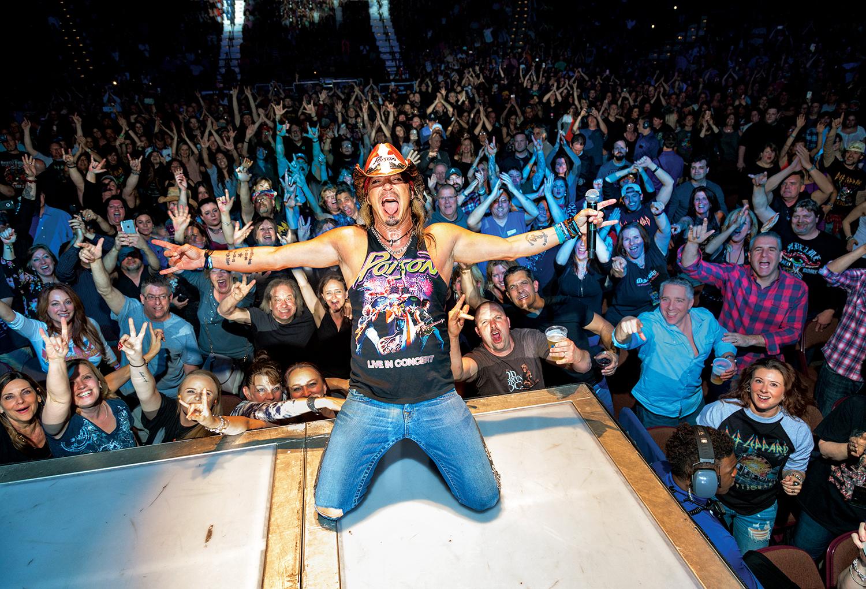 Poison Band Bret Michaels Tour