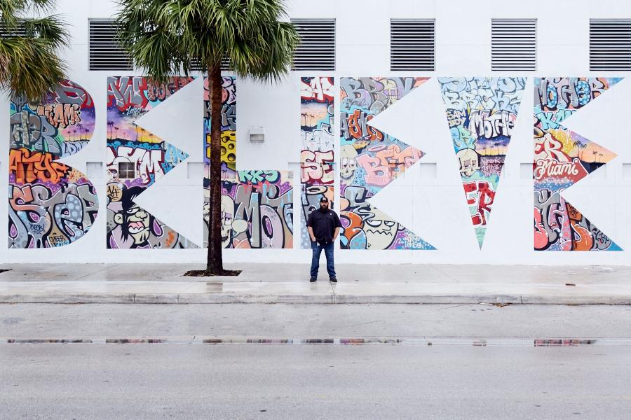 Photos: Wynwood Walls\' Street Art, Graffiti in Miami – Rolling Stone