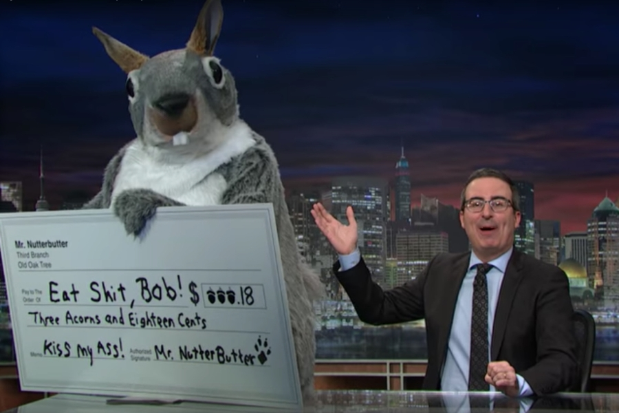 Judge Dismisses Coal Magnate's Lawsuit Against John Oliver