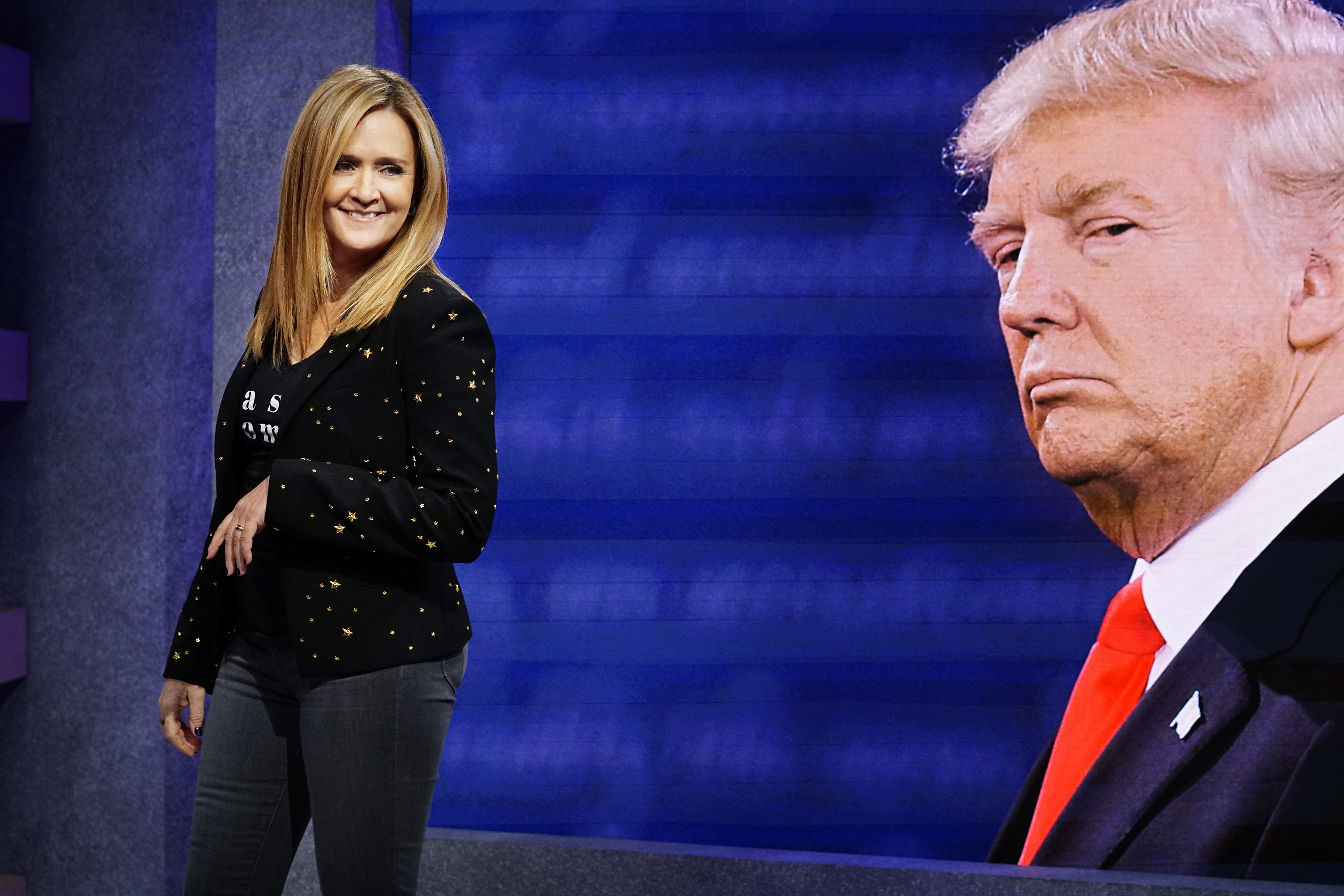 5 questions for samantha bee on staying sane in trump s america