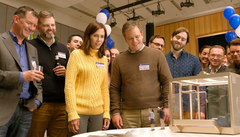 Peter Travers on 'Downsizing': Damon Shines in Bracing