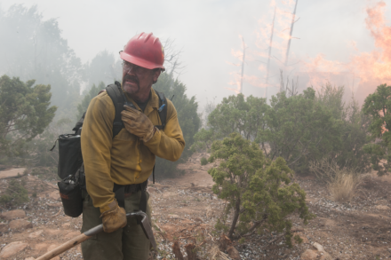 Only the Brave': Josh Brolin Brings Heat, Humanity to
