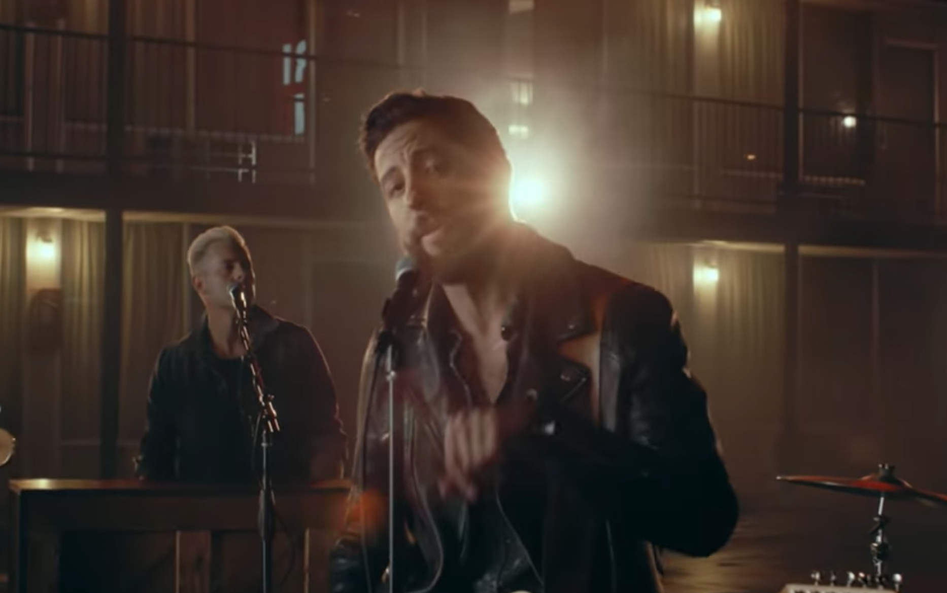 See Old Dominion Rock a Parking Lot in 'Hotel Key' Video