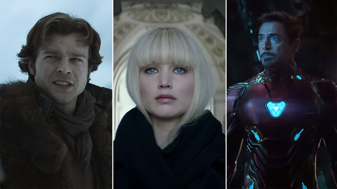Watch Every Super Bowl 52 Movie Trailer, From Worst to Best
