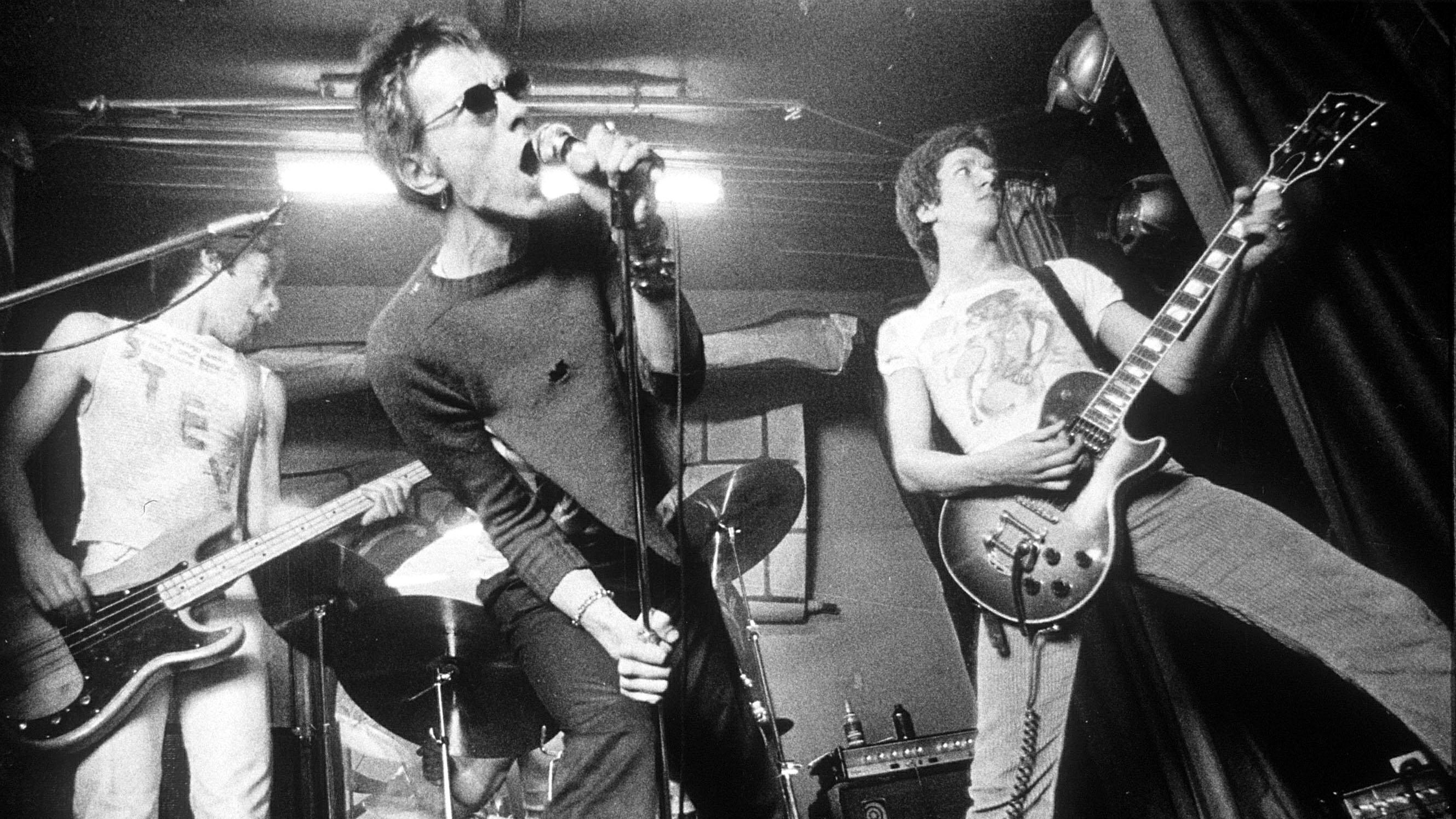 Sex Pistols 'Never Mind the Bollocks' Track ...