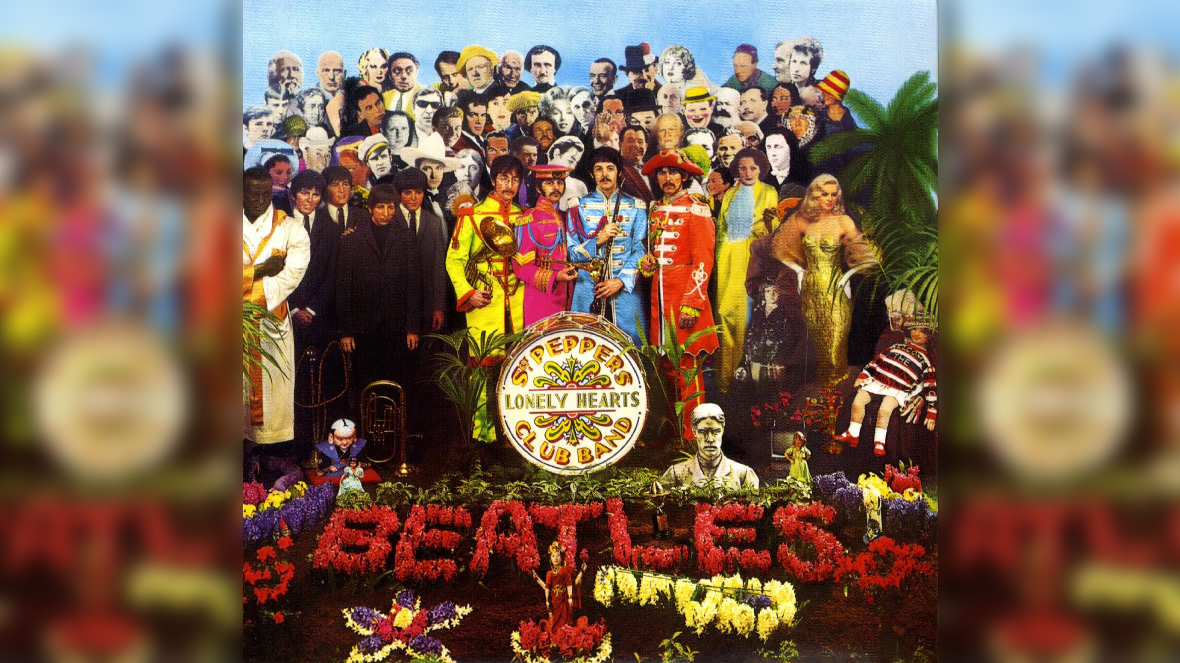 Beatles Sgt Pepper Artwork 10 Things You Didn T Know