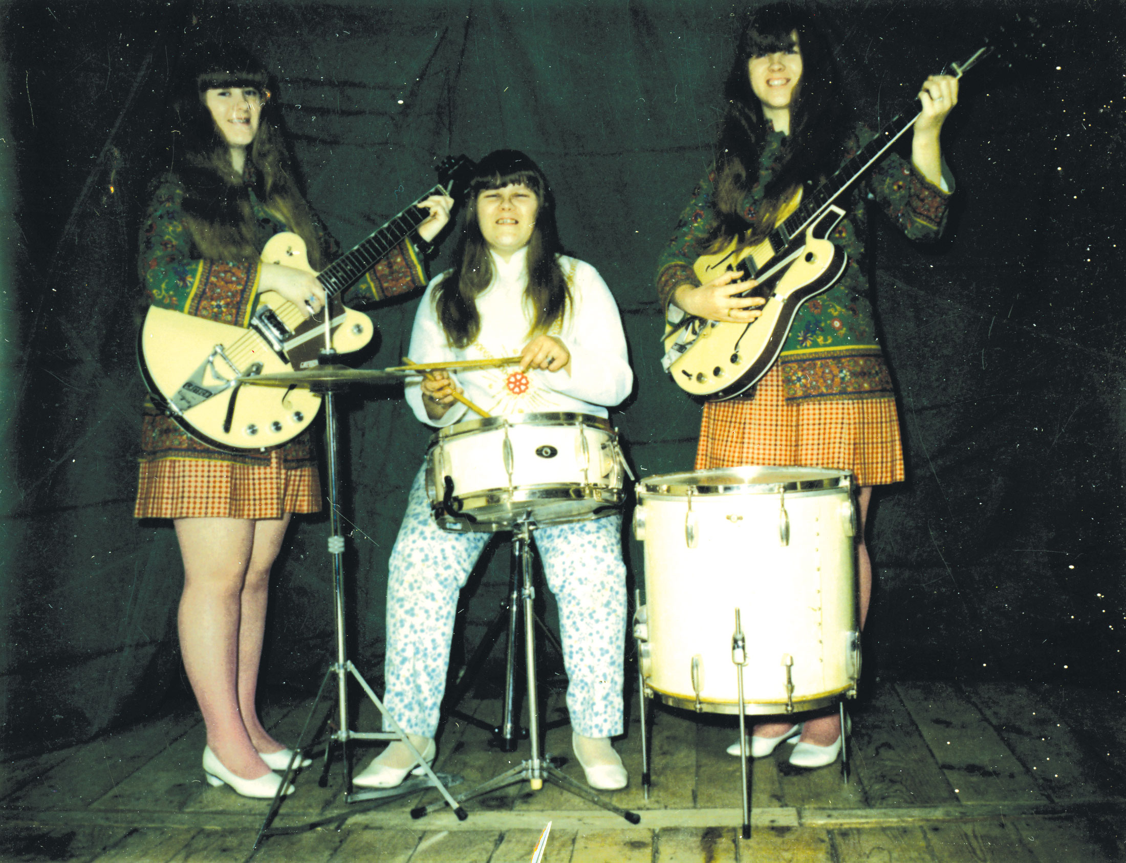 Shaggs Reflect on Divisive 'Philosophy of the World' Album - Rolling Stone