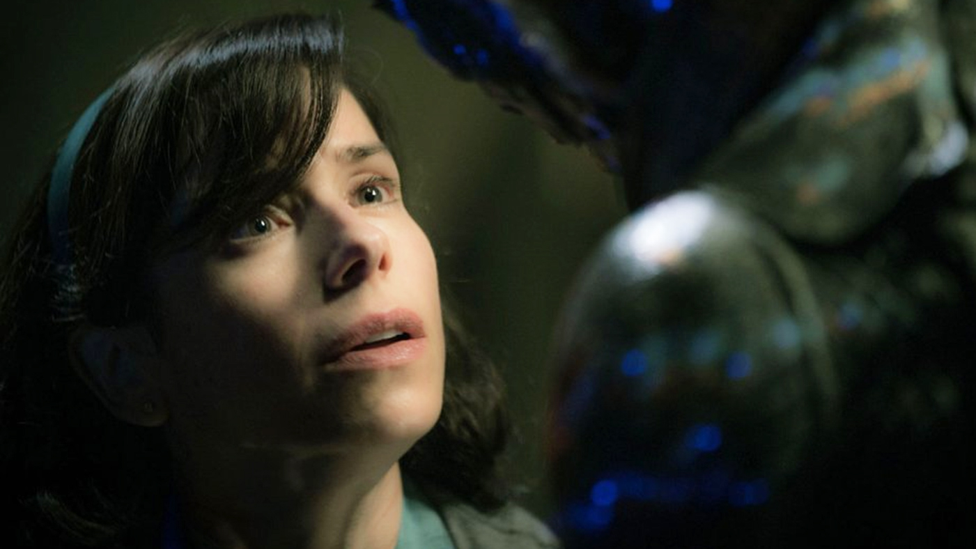 The Shape Of Water Sally Hawkins On The Art Of Romancing A Fish