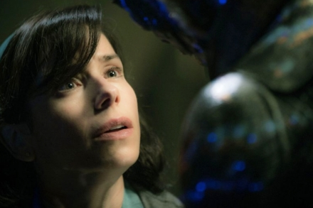 The Shape of Water': Sally Hawkins on the Art of Romancing a Fish