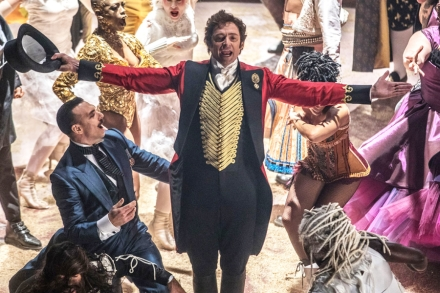 Peter Travers on 'Greatest Showman': Shrill Blast of Nothing