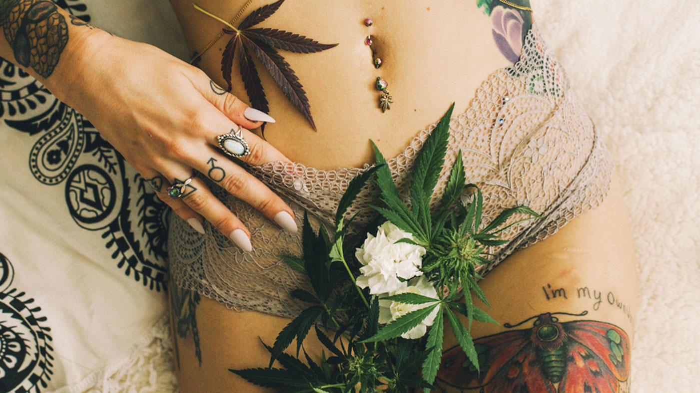 Weed Porn: How Two Taboos Became Popular Bedfellows