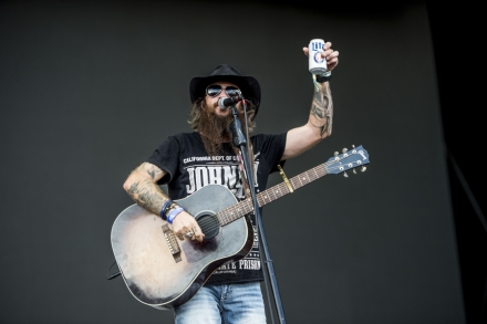 Cody Jinks Taps the Sword, Colter Wall for Loud and Heavy