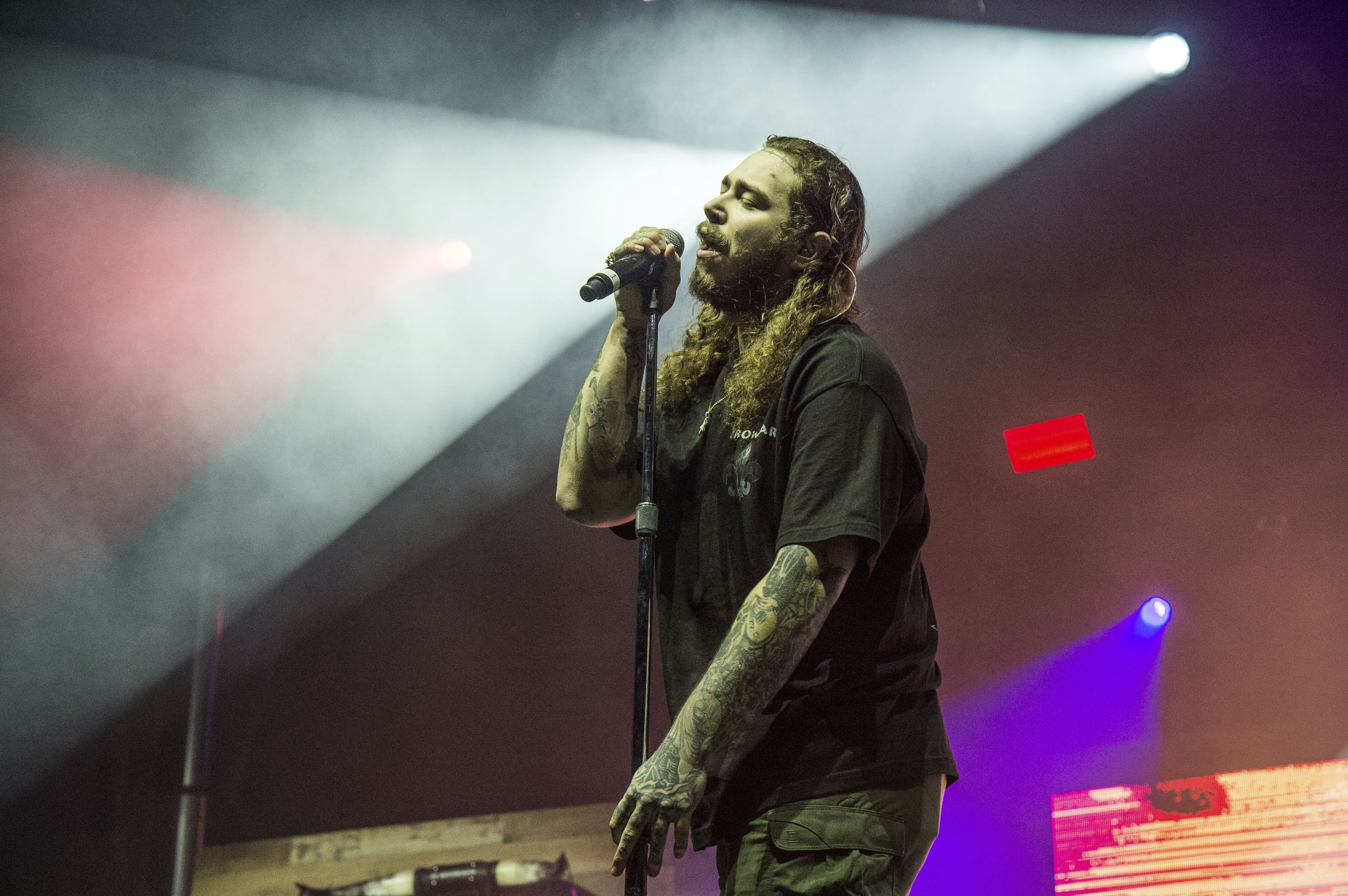 Charts: Post Malone Breaks Streaming Record With 'Beerbongs