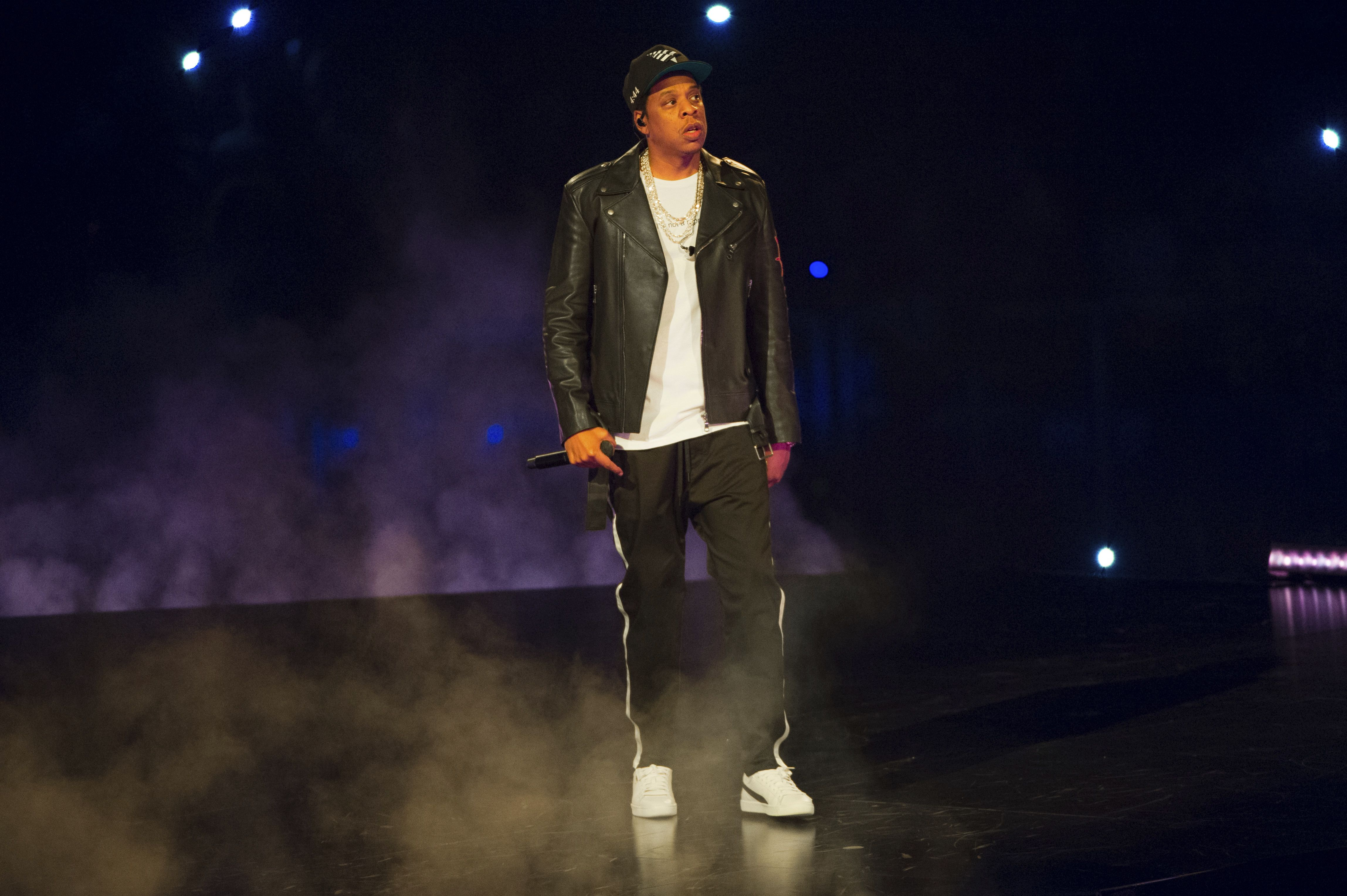 Jay-Z continues to expand his business portfolio as the rapper has aligned  with Puma to become the apparel brand s President of Basketball Operations. 682c16fdd