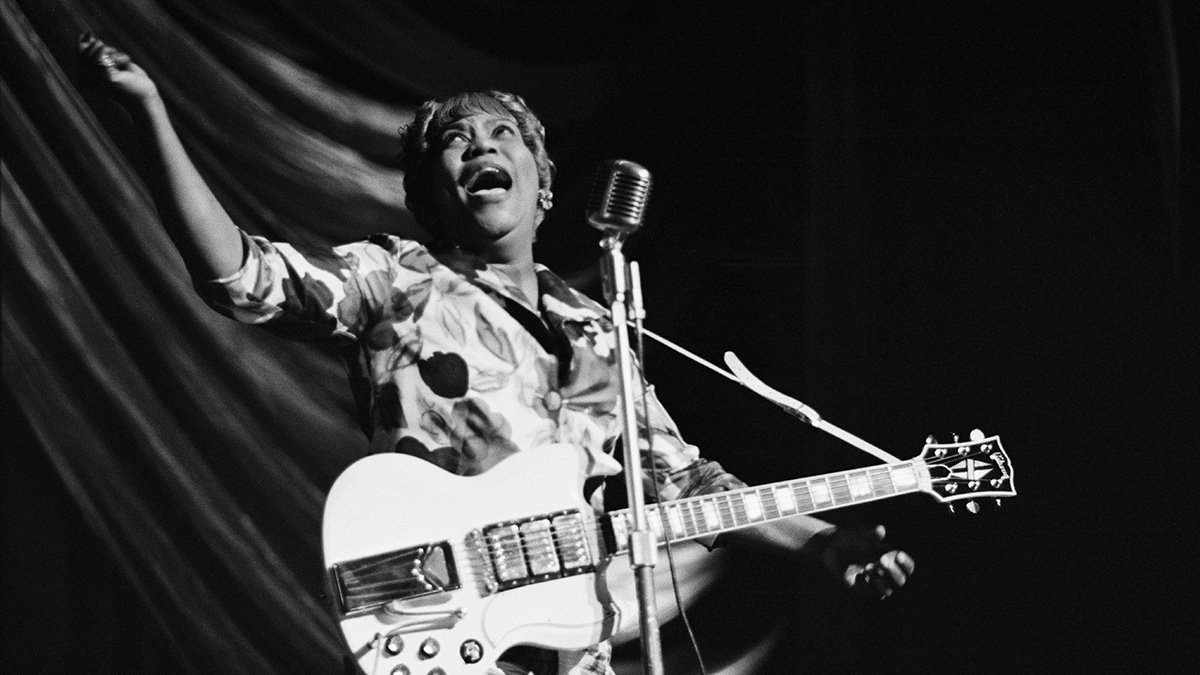 why sister rosetta tharpe belongs in the rock hall of fame rolling