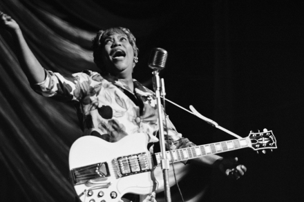 Why Sister Rosetta Tharpe Belongs in the Rock Hall of Fame