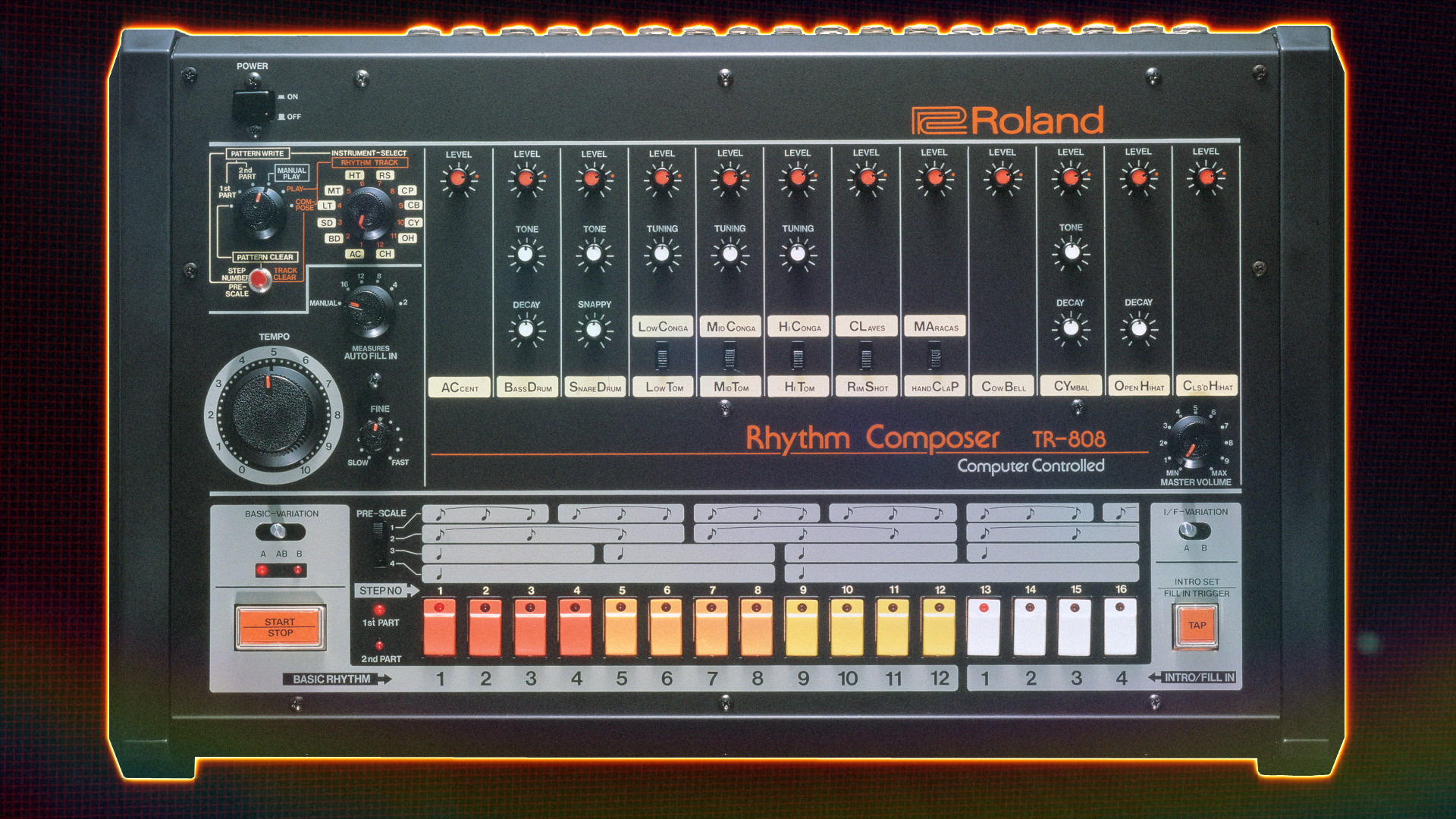 8 ways the 808 drum machine changed pop music rolling stone. Black Bedroom Furniture Sets. Home Design Ideas