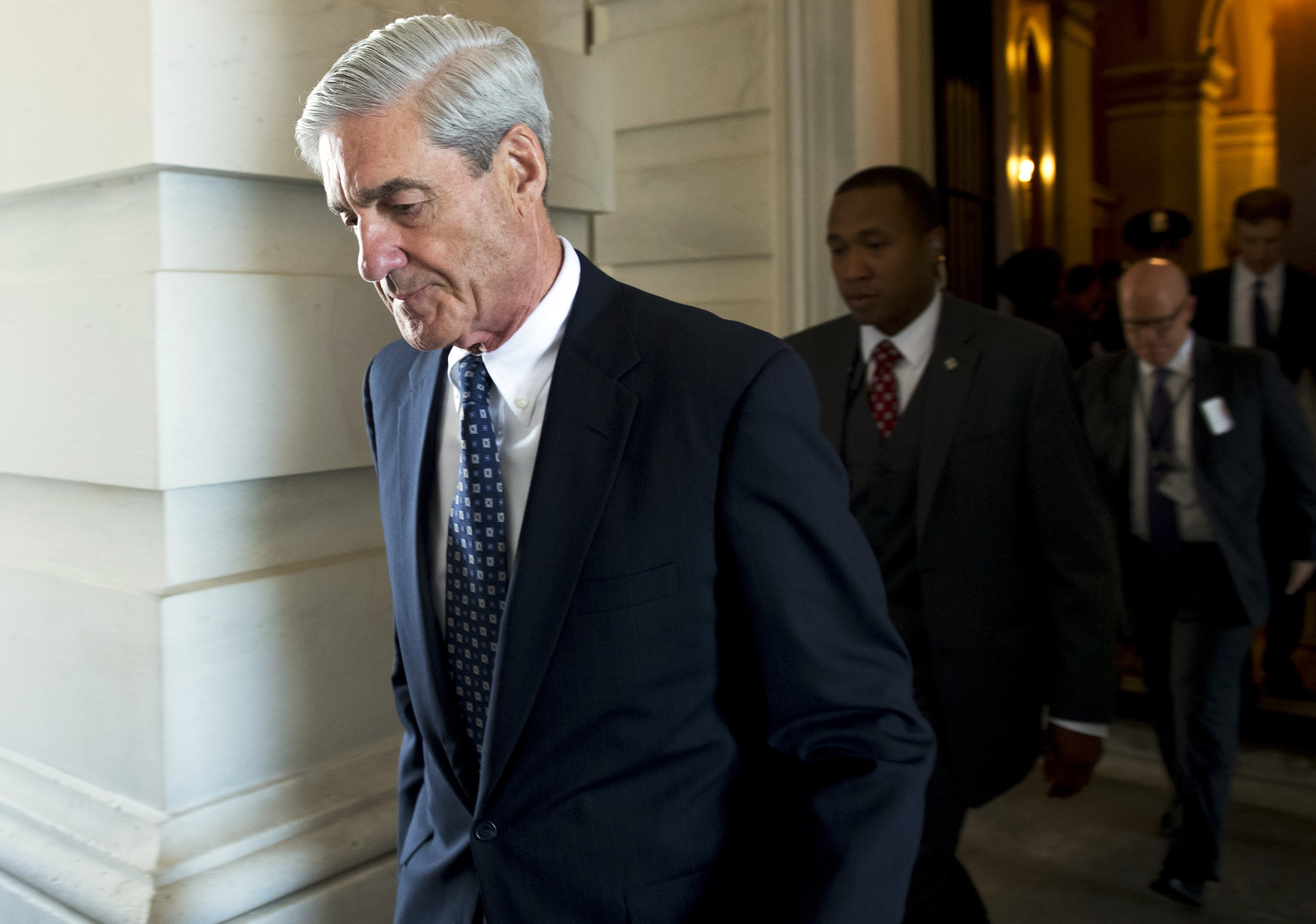 Why Trump Should Be Afraid With Robert Mueller on the Case