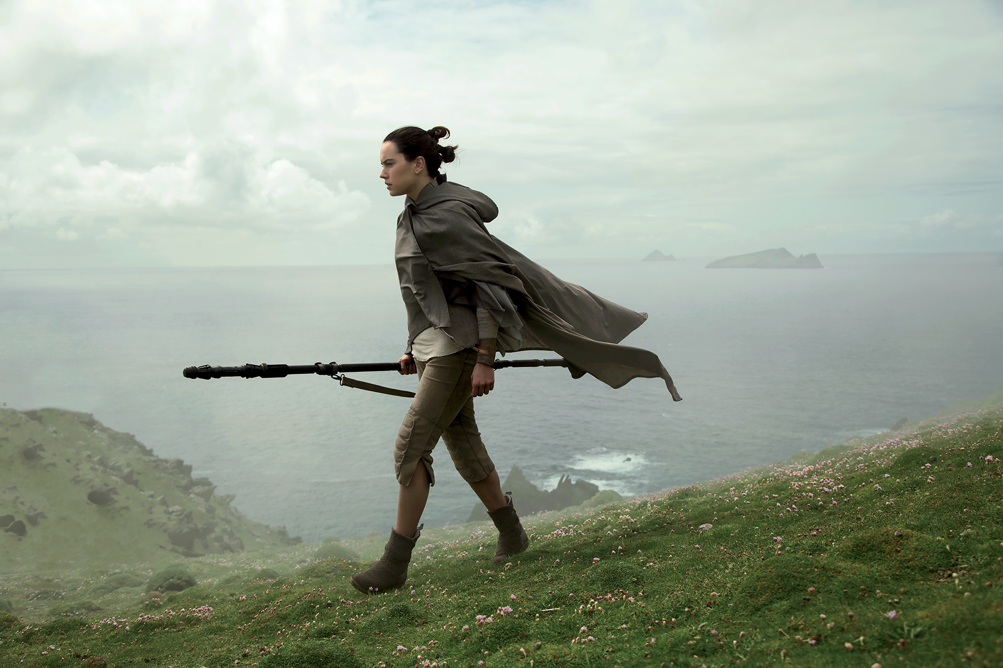 The Last Jedi': Cover Story on the Dark New Star Wars Movie