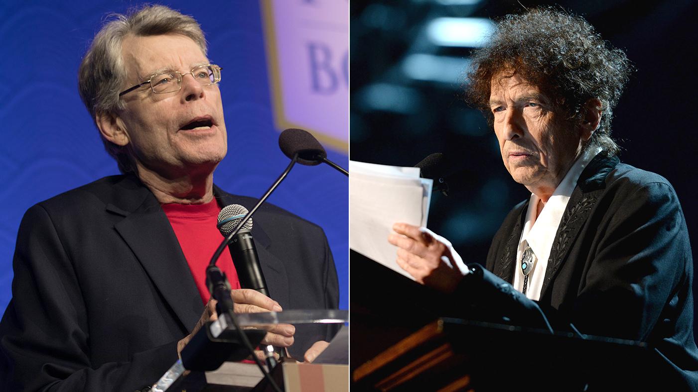 Stephen King: Why Bob Dylan Deserves the Nobel Prize – Rolling Stone