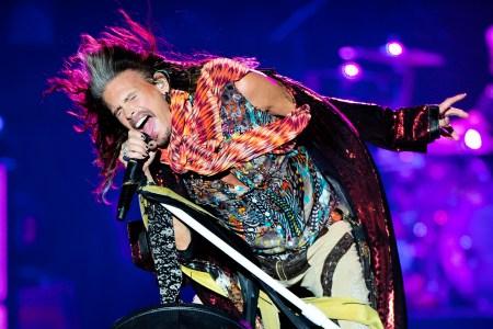 Aerosmith Announce 50th Anniversary Concert at Fenway Park