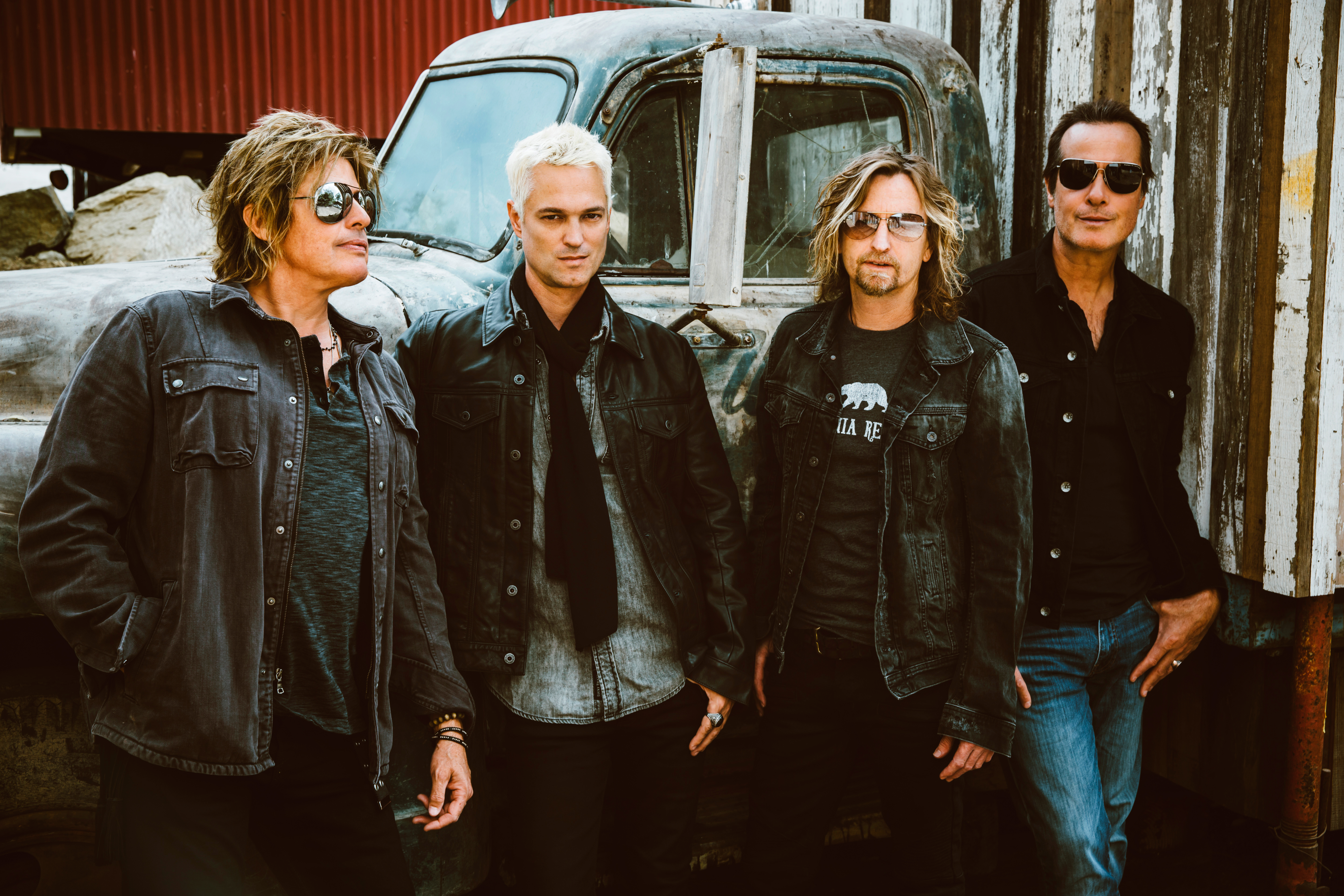 Stone Temple Pilots on New Singer, Scott Weiland's Legacy – Rolling
