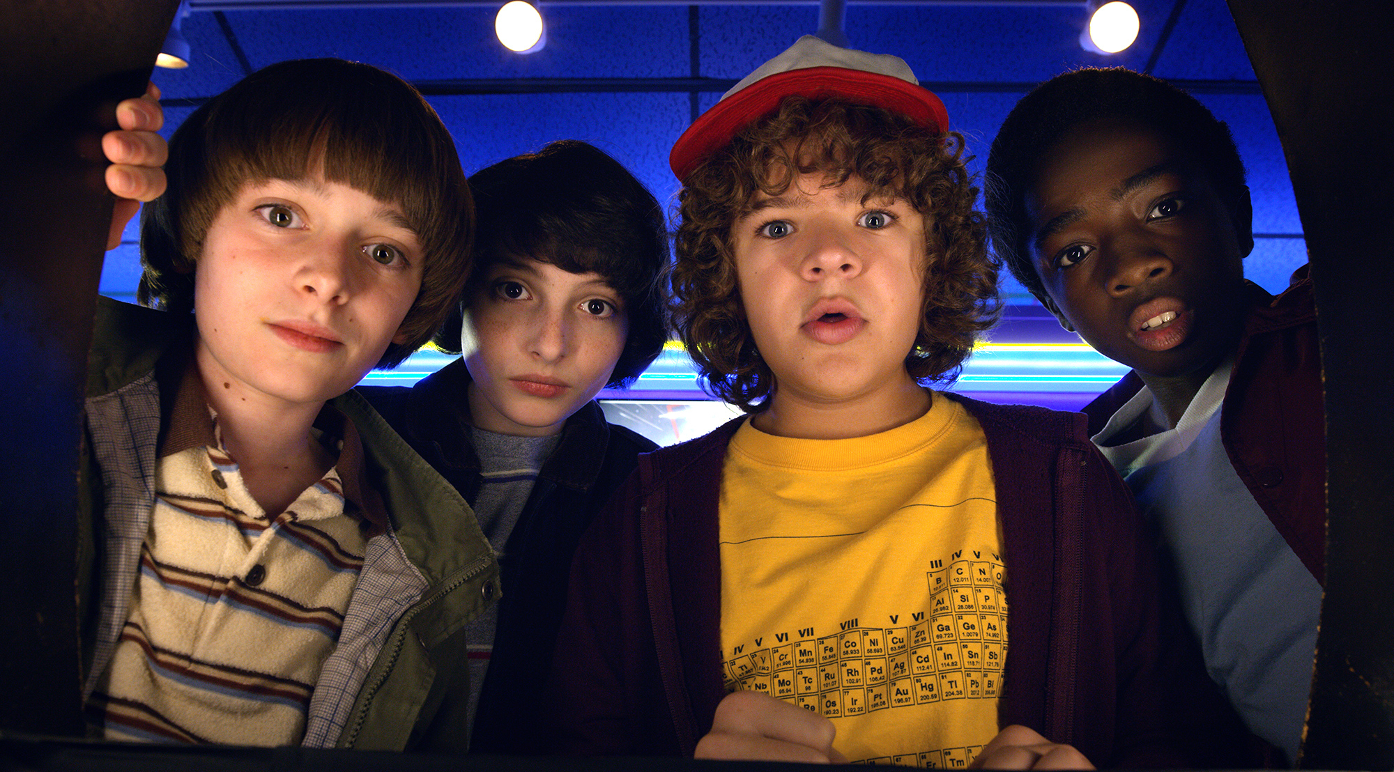 10 Best Movies Tv Shows To Stream In Oct Stranger Things