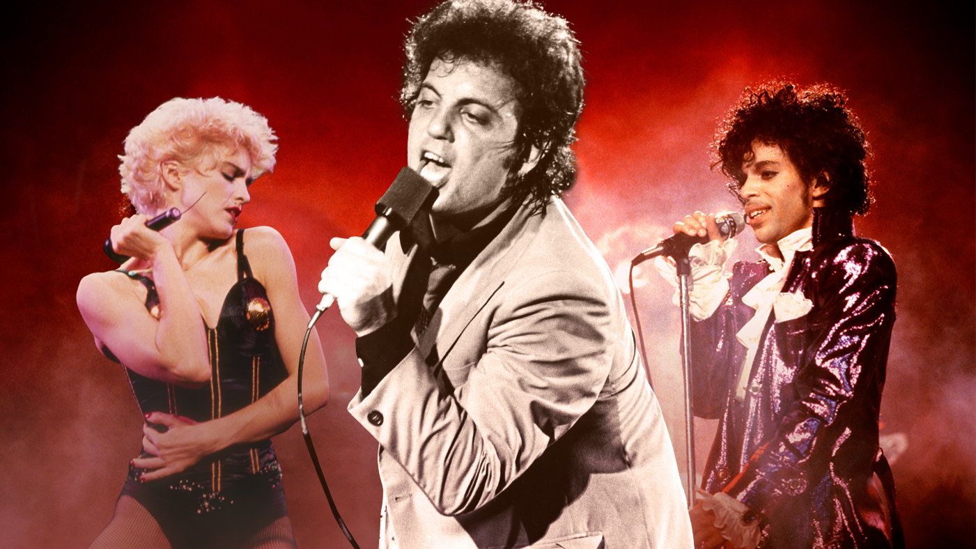 20 Biggest Songs of the Summer: The 1980s