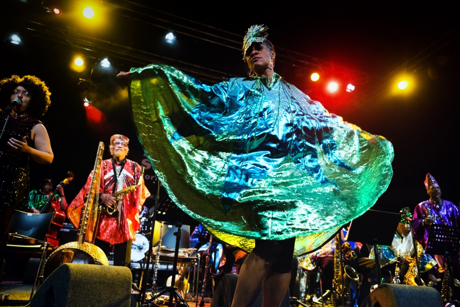Sun Ra's Contemporary Influence, From Solange to Sonic Youth