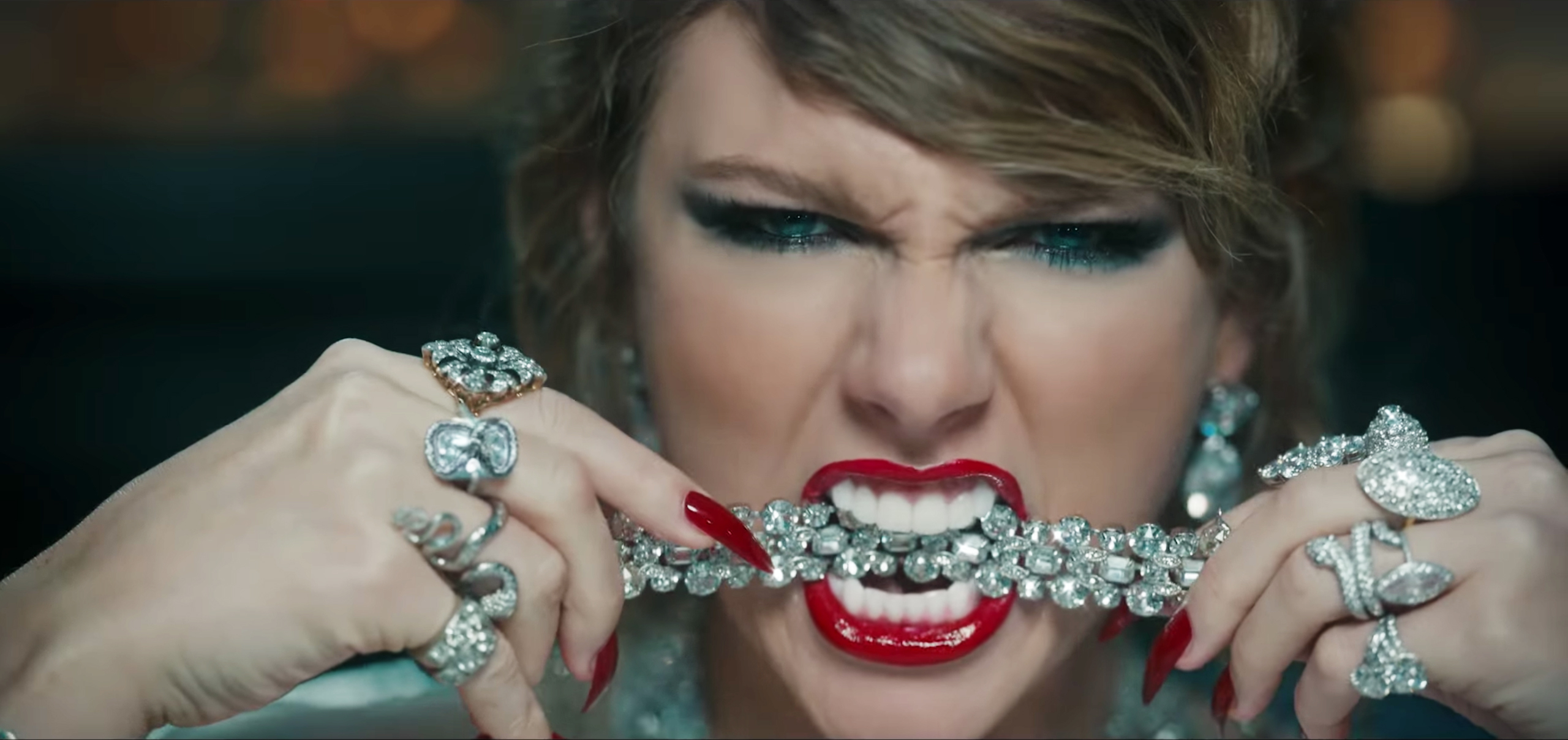 Taylor Swifts Look What You Made Me Do Video Decoded Rolling Stone