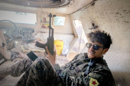 American Anarchists Join YPG in Syria Fighting ISIS, Islamic