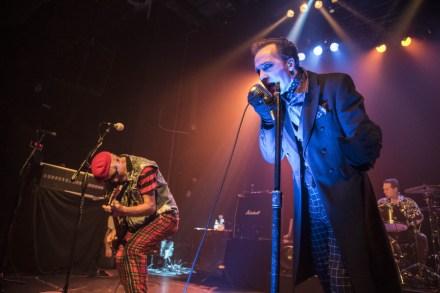 The Damned Talk U K  Punk, Lemmy, Led Zeppelin, Beatles