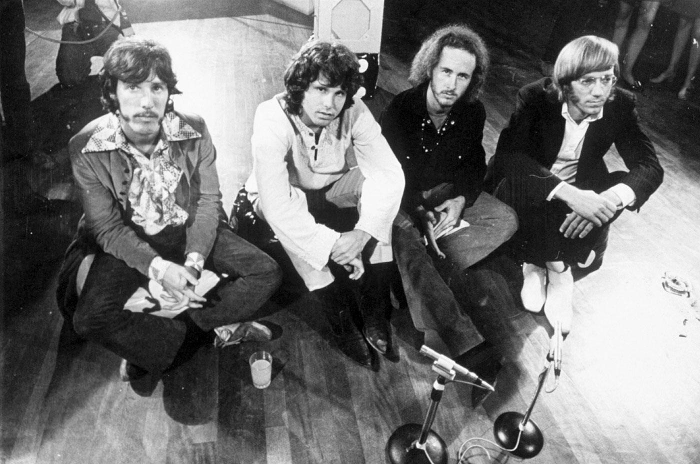 The Doors  sc 1 st  Rolling Stone & The Doors Reflect on Earliest Concerts Jim Morrisonu0027s Genius ...