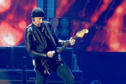 The Edge Breaks Down U2's Upcoming 'Joshua Tree' Tour