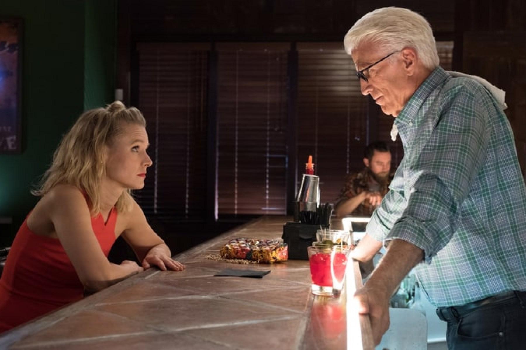 The Good Place' Creator Mike Schur Breaks Down Season 2 - Rolling Stone