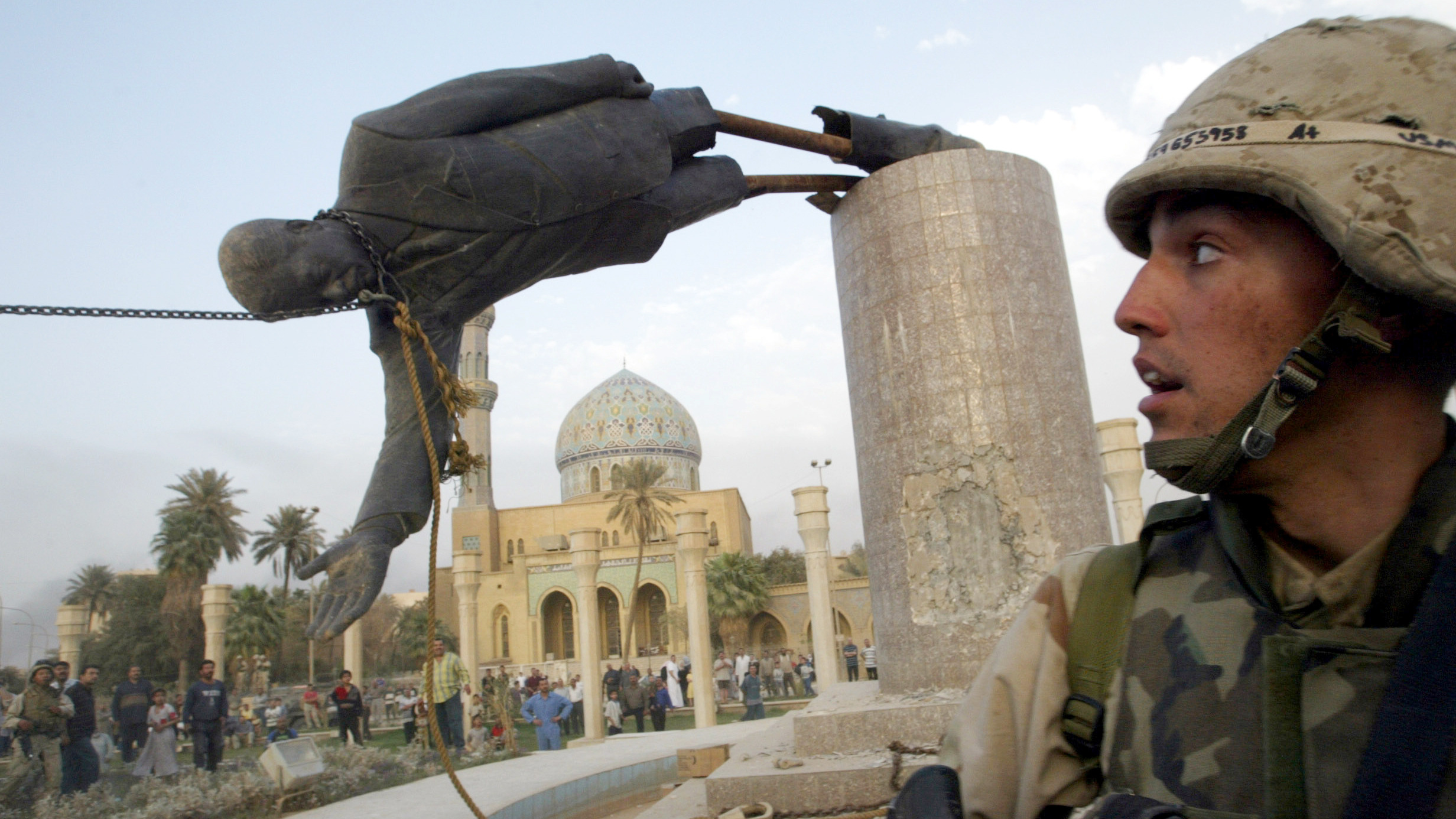 Taibbi: Anniversary of the Iraq Invasion and the Myth of a Bloodless War