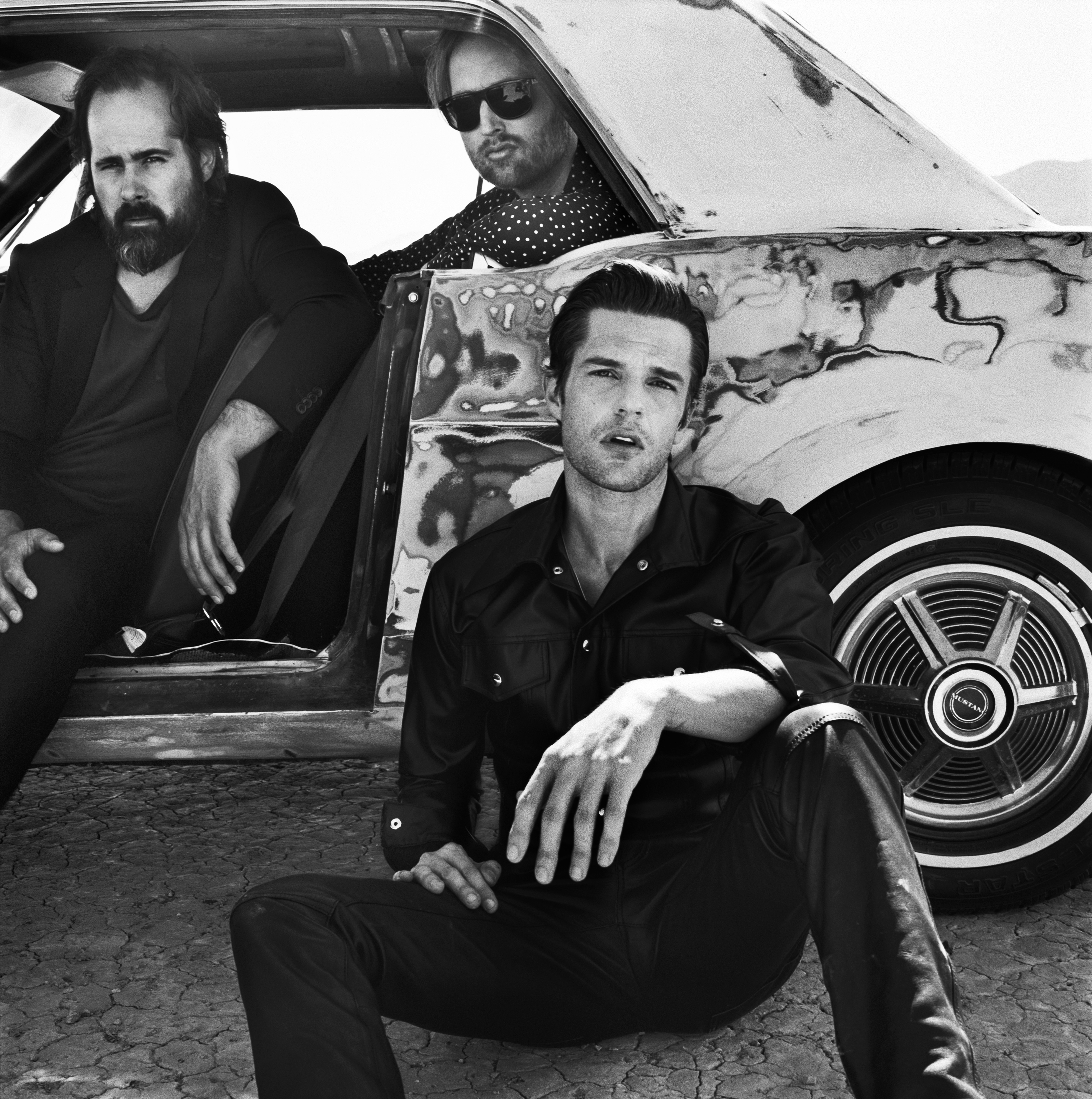 On The Charts The Killers Land First Number One Lp Rolling Stone