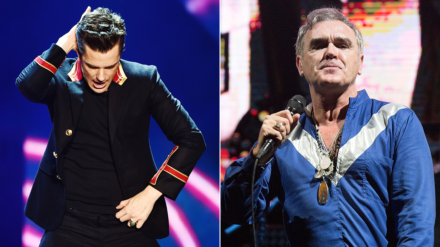 The Killers Cover the Smiths After Morrissey Cancellation – Rolling ...