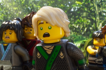 Peter Travers on 'Ninjago': Lego Movie 'Crass Commercialism
