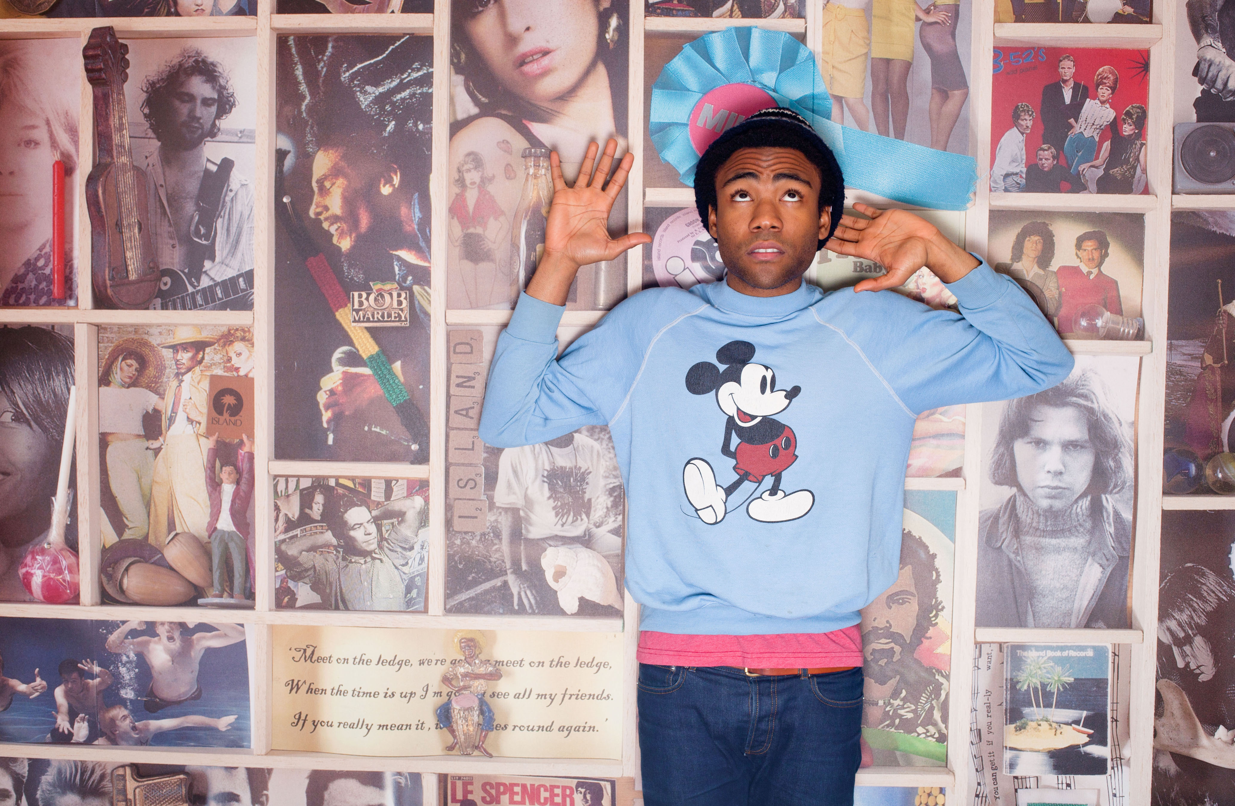 Musical Evolution of Childish Gambino